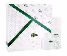 Lacoste Eau De Lacoste L.12.12 Blanc, rinkinys tualetinis vanduo vyrams, (EDT 50 ml + dezodorantas 150 ml)