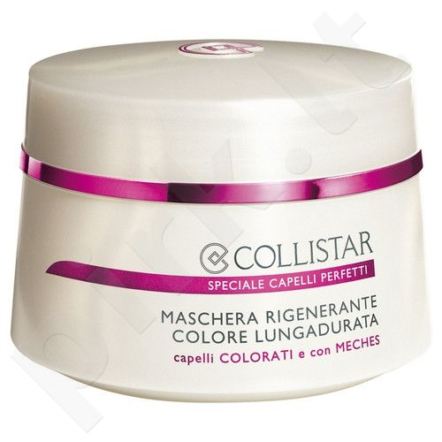 Collistar Regenerating Colour kaukė, 200ml, kosmetika moterims