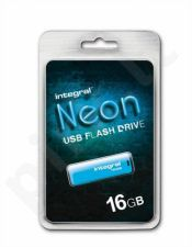 Atmintukas Integral Neon 16GB, Mėlynas