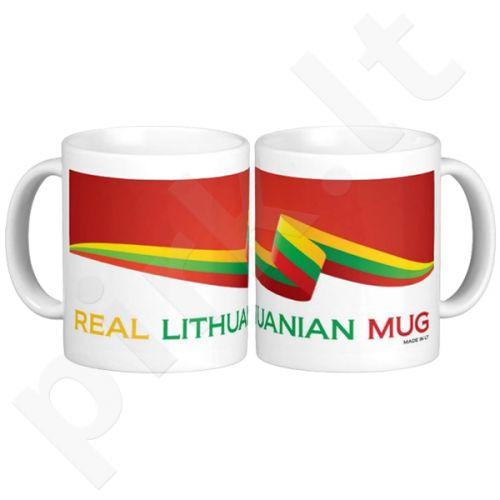 Tikras lietuviškas puodelis
