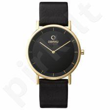 Moteriškas laikrodis Obaku V143GXGBRB