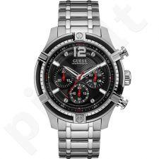 Guess Circuit W0968G1 vyriškas laikrodis-chronometras