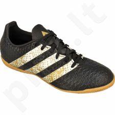 Futbolo bateliai Adidas  ACE 16.4 IN Jr BA8610