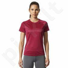 Marškinėliai treniruotėms adidas D2M Tee Lose W BQ5848