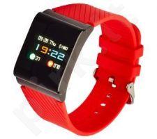 Smartwatch , Zegarek Sportowy Garett Sport 11 Czerwony