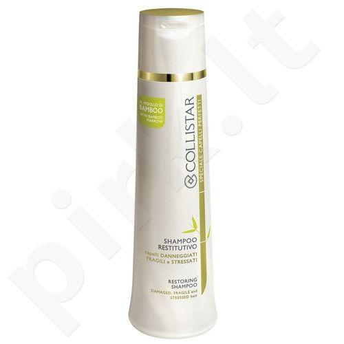 Collistar Restoring šampūnas, 250ml, kosmetika moterims