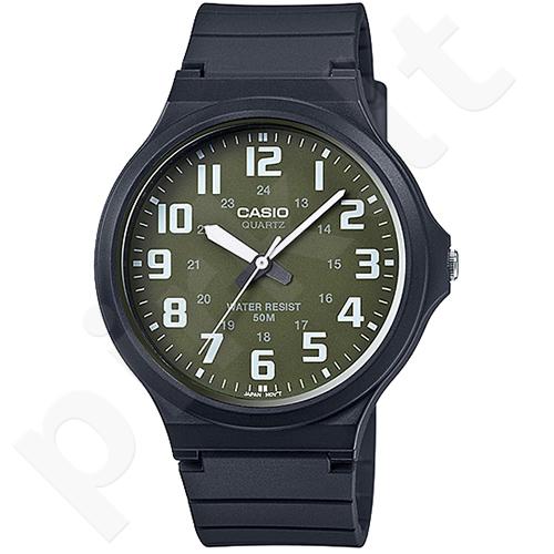 Vyriškas laikrodis Casio MW-240-3BVEF
