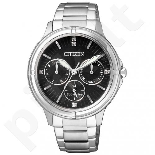 Moteriškas laikrodis Citizen FD2030-51E