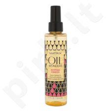 Matrix Oil Wonders Egyptian Hibiscus aliejus plaukams, kosmetika moterims, 150ml