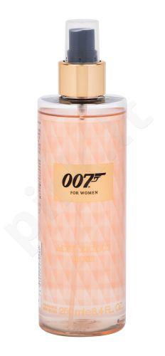 James Bond 007 James Bond 007, For Women Mysterious Rose, kūno purškiklis moterims, 250ml