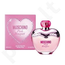 Moschino Pink Bouquet, tualetinis vanduo (EDT) moterims, 100 ml (Testeris)