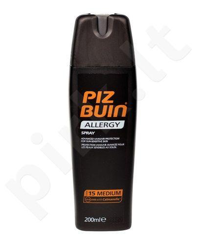 Piz Buin Allergy purškiklis SPF15, 200ml
