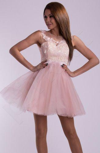 EVA&LOLA suknelė - rožinė 10008-3