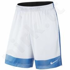 Šortai futbolininkams Nike Strike Printed Graphic Woven 2 M 725913-102