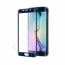 Samsung Galaxy S6 EDGE Plus Pilno lenkimo stikliukas Celly baltas