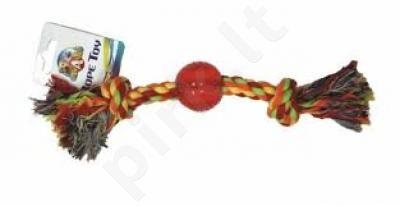 Žaislas virvė su kamuoliuku 30.5cm