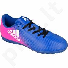 Futbolo bateliai Adidas  X 16.4 TF Jr BB5725