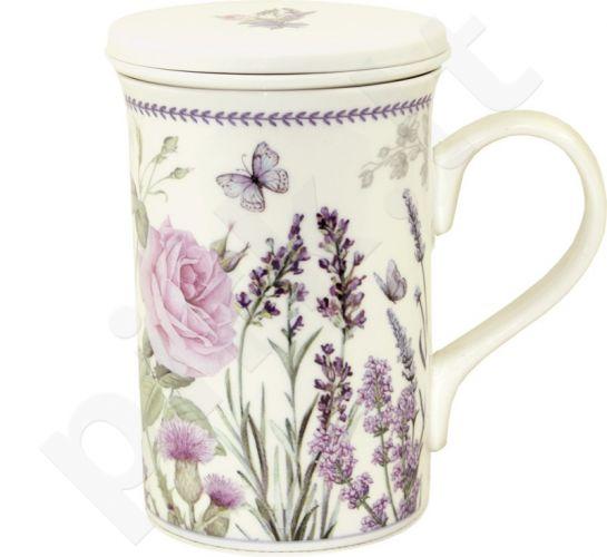 Puodelis su arbatos sieteliu 102379