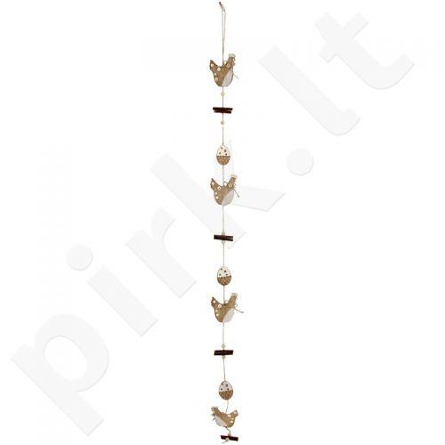 Medinė dekoro detalė 100203