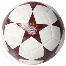 Futbolo kamuolys Adidas Bayern Champions League Finale Mini AP0399