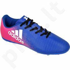 Futbolo bateliai Adidas  X 16.4 FxG Jr BB1043