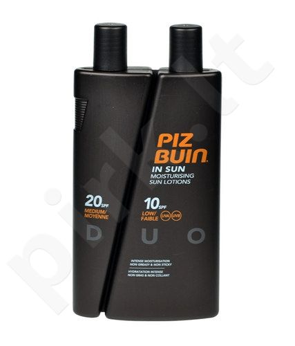 Piz Buin In Sun Lotion DUO SPF10 + SPF20, 300ml
