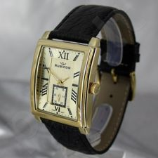 Vyriškas laikrodis RUBICON RN10B97 MG GD BK