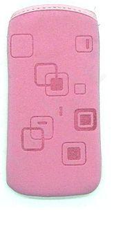 06 SQUARE universalus dėklas N5130 Telemax rožinis