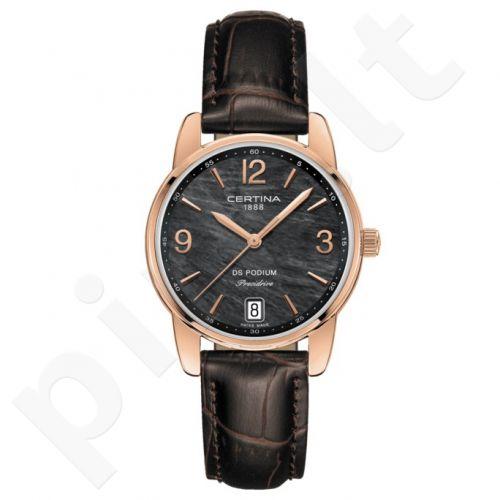 Moteriškas laikrodis Certina C034.210.36.127.00