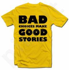 """Marškinėliai """"Good stories"""""""