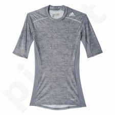 Marškinėliai treniruotėms Adidas Techfit Chill Tee M AI3330