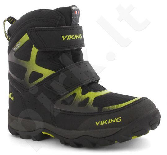 Žieminiai auliniai batai vaikams VIKING KJETIL VELCRO GTX (3-84280-288)
