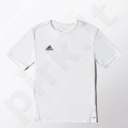 Marškinėliai futbolui Adidas Core Training Tee Jr S22401