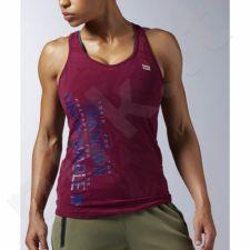 Marškinėliai treniruotėms Reebok CrossFit Strength W AX9703