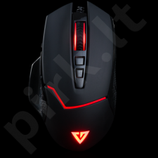 Pelė MODECOM Optinė Volcano GAMING MC-GM4 BLACK