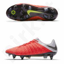 Futbolo bateliai  Nike Hypervenom 3 Elite SG Pro AC M AJ3810-600