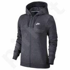 Bliuzonas Nike NSW Hoodie FZ FLC W 853930-071