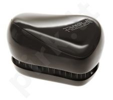Tangle Teezer Compact Brush Black, 1ks, kosmetika moterims