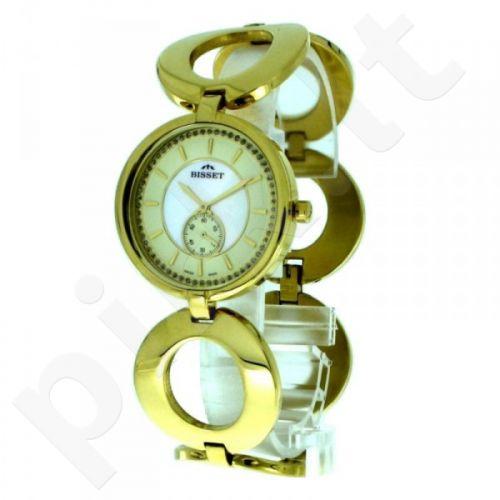 Moteriškas laikrodis BISSET Hicory BS25B34 LG GD