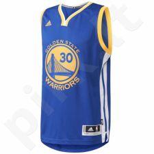 Marškinėliai krepšiniui Adidas Replika Swingmann Golden State Warriors Stephen Curry M A45910