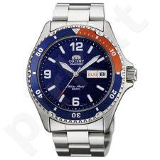 Orient Mako II automatinis FAA02009D3 vyriškas laikrodis