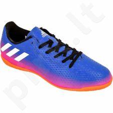 Futbolo bateliai Adidas  Messi 16.4 IN Jr BB5657