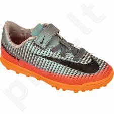 Futbolo bateliai  Nike MercurialX Vortex III (V) CR7 TF Jr 852493-001