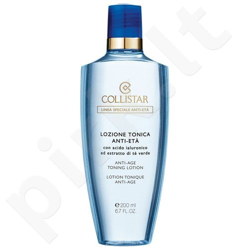 Collistar Anti Age Toning losjonas, 400ml, kosmetika moterims