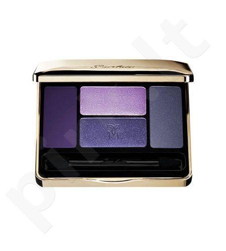 Guerlain Ecrin 4 Couleurs akių šešėliai, kosmetika moterims, 7,2g, (02 Bleus)