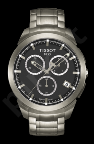 Vyriškas laikrodis Tissot Titanium T069.417.44.061.00