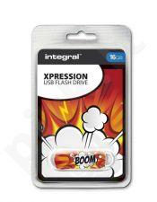 Atmintukas Integral Xpression Boom 16GB