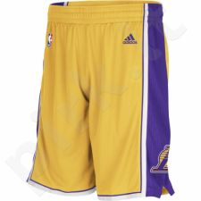 Šortai krepšiniui Adidas Los Angeles Lakers NBA Swingman M A20641