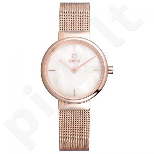 Moteriškas laikrodis Obaku V153LXVWMV