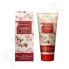 Frais Monde Cherry Blossoms vonios putos, kosmetika moterims, 200ml